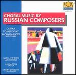 Choral Music By Russian Composers