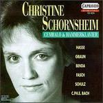 Christine Schorsheim, Cembalo & Hammerklavier