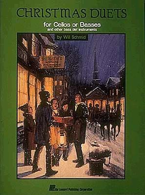 Christmas Duets: Cello/Bass - Hal Leonard Corp