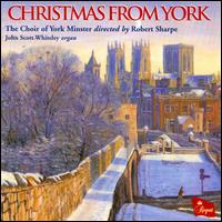 Christmas from York - Antonia Howard (treble); Billy Marshall (treble); Billy Marshall (tenor); Christopher O'Gorman (tenor);...