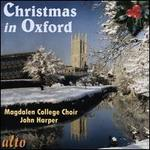 Christmas in Oxford