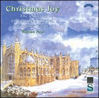 Christmas Joy, Vol. 4 - The Choir of St. George's Chapel