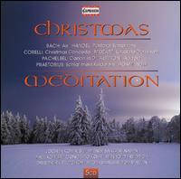 Christmas Meditation - Andrea Vigh (harp); Andreas Juffinger (organ); Axel Köhler (counter tenor); Budapest Strings; Burkhard Glaetzner (oboe);...