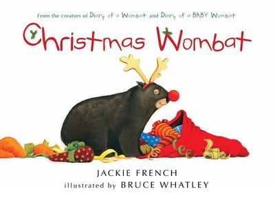 Christmas Wombat - French, Jackie