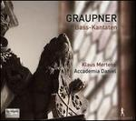 Christoph Graupner: Bass-Kantaten