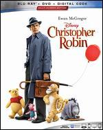 Christopher Robin [Includes Digital Copy] [Blu-ray/DVD]