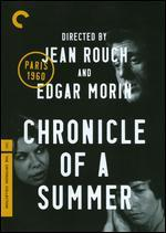 Chronicle of a Summer [Criterion Collection]
