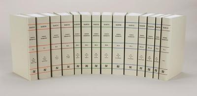 Church Dogmatics: 14 Volumes - Barth, Karl