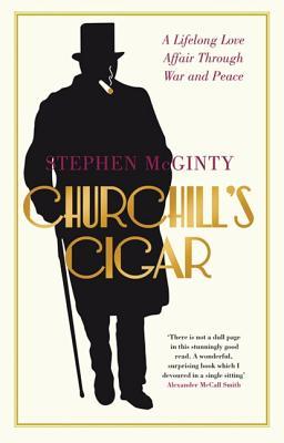 Churchill's Cigar - McGinty, Stephen