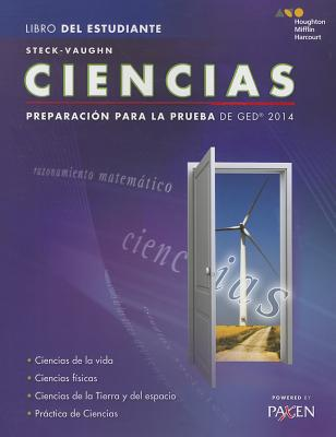 Ciencias(libro del Estudiante): Test Prep 2014 - Steck-Vaughn Company (Prepared for publication by)