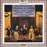 Cimarosa: L'Italiana in Londra