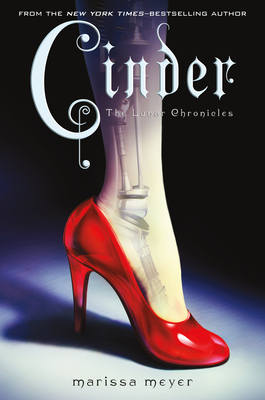 Cinder: Book One of the Lunar Chronicles - Meyer, Marissa
