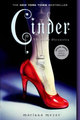 Cinder - Meyer, Marissa
