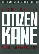 Citizen Kane [70th Anniversary] [Ultimate Collector's Edition] [3 Discs]