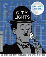 City Lights [Criterion Collection] [2 Discs] [Blu-ray/DVD] - Charles Chaplin