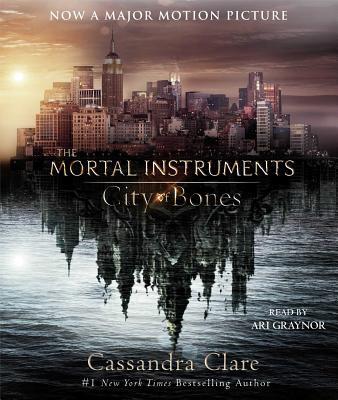 City of Bones - Clare, Cassandra, and Graynor, Ari (Read by)