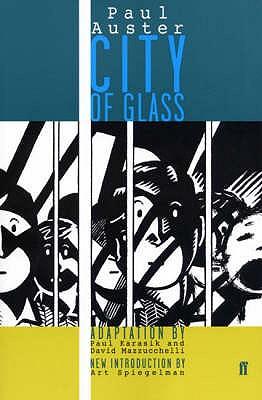 City of Glass: Graphic Novel - Auster, Paul
