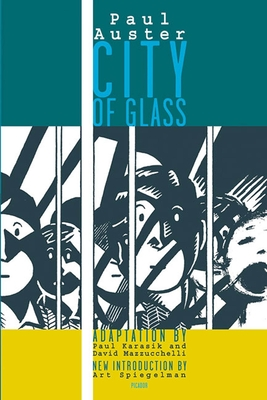City of Glass: The Graphic Novel - Auster, Paul, and Karasik, Paul (Retold by), and Mazzucchellil, David (Retold by)
