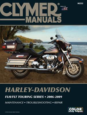CL Harley D FLH FLT Touring Series 06-09 - Penton