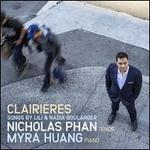 Clairières: Songs by Lili & Nadia Boulanger