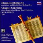 Clarinet Concertos of the Imperial and Royal Court Orchestras