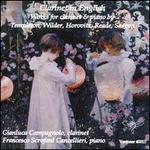 Clarinet in English: Works for Clarinet & Piano by Stanford, Hurlstone, Horovitz, Reade, Sargon