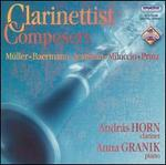 Clarinettist Composers