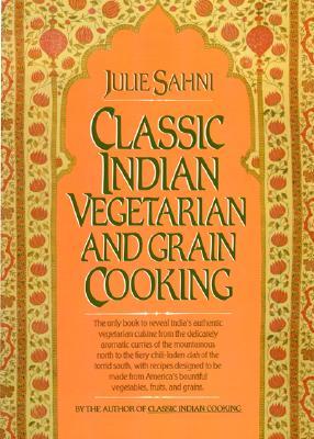 Classic Indian Veget Ck - Sahni, Julie