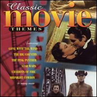 Classic Movie Themes [Crimson] - Various Artists