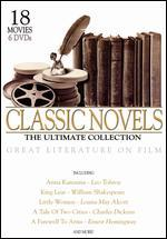 Classic Novels: The Ultimate Collection [6 Discs]