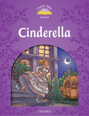Classic Tales Second Edition: Level 4: Cinderella e-Book & Audio Pack -
