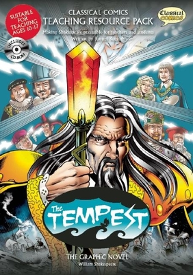 Classical Comics Teaching Resource Pack: The Tempest - Dobbyn, Nigel, and Bryant, Clive (Editor), and Erskine, Gary