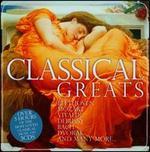 Classical Greats [Metro Tins] - Alain Planès (piano); András Adorján (flute); Bruno Rigutto (piano); Bruno-Leonardo Gelber (piano); Camerata Bern;...