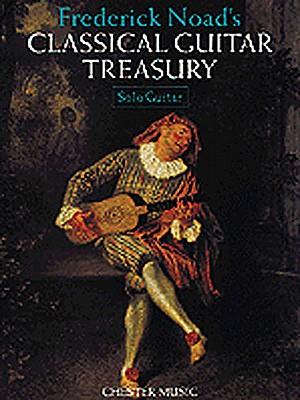 Classical Guitar Treasury - Noad, Frederick (Editor)