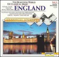 Classical Journey: England - Blechbläserensemble Ludwig Güttler; Budapest Strings; Friedrich Kircheis (organ); Ludwig Güttler (trumpet); Neues Bachisches Collegium Musicum Leipzig; Ton Koopman (organ)