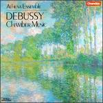 Claude Debussy: Chamber Music