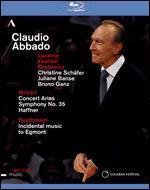 Claudio Abbado/Lucerne Festival Orchestra: Mozart/Beethoven [Blu-ray]