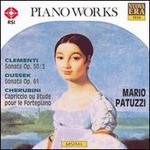 Clementi, Dussek, Cherubini: Piano Works