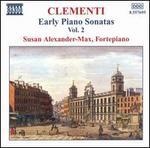 Clementi: Early Piano Sonatas, Vol. 2