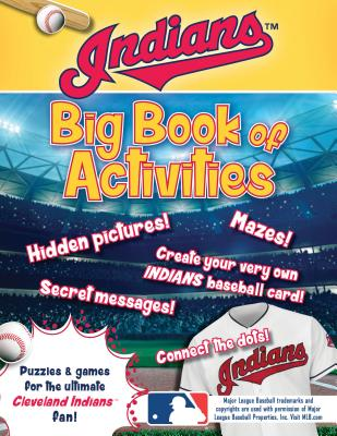 Cleveland Indians: The Big Book of Activities - Connery-Boyd, Peg