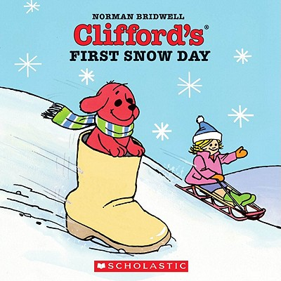 Clifford's First Snow Day - Bridwell, Norman