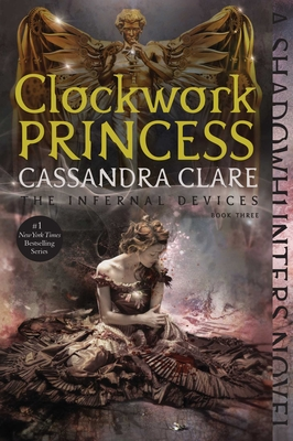Clockwork Princess - Clare, Cassandra