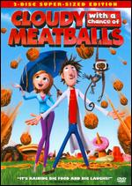 Cloudy with a Chance of Meatballs [2 Discs] - Christopher Miller; Phil Lord