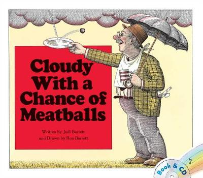 Cloudy with a Chance of Meatballs - Barrett, Judi, and Tk (Children's) (Read by), and Sirola, Joseph (Read by), and Dicicco, Jessica (Read by)