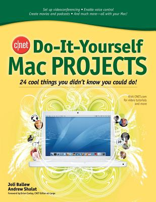 Cnet do it yourself mac projects 24 cool things you didn for Awesome do it yourself projects