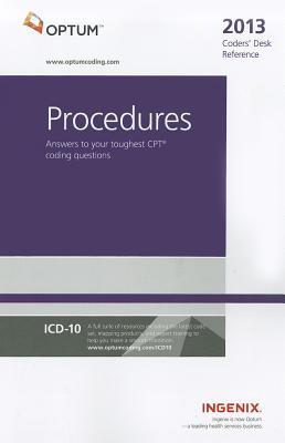 Coders Desk Reference for Procedures 2013 - Ingenix/Optum, and Ingenix