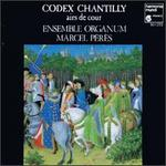 Codex Chantilly