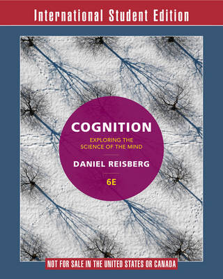 Cognition exploring the science of the mind book by daniel reisberg cognition exploring the science of the mind reisberg daniel fandeluxe Images