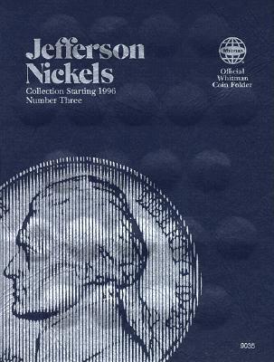 Coin Folders Nickels: Jefferson 1996 - Whitman
