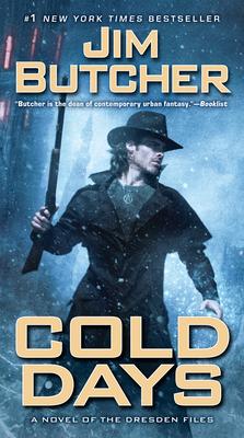 Cold Days - Butcher, Jim